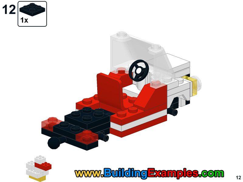 Lego Mini Moke 12 Lego Instructions Pinterest Lego And Lego