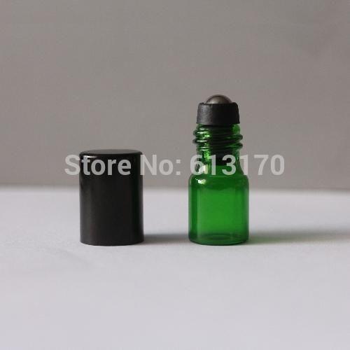 $53.75 (Buy here: https://alitems.com/g/1e8d114494ebda23ff8b16525dc3e8/?i=5&ulp=https%3A%2F%2Fwww.aliexpress.com%2Fitem%2F2ml-Glass-Roll-On-bottles-Green-2cc-Empty-Essential-Oil-Bottle-Black-Cover-Mini-Small-sample%2F32693896731.html ) 2ml Glass Roll On bottles Green 2cc Empty Essential Oil Bottle Black Cover Mini Small sample vials Metal Roller Free Shipping for just $53.75