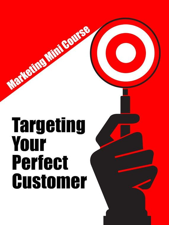 Perfect Customer Profile Course  Create Your Customer Avatar