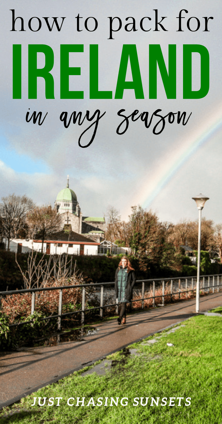 The Only Ireland Packing List You Need for Any Season