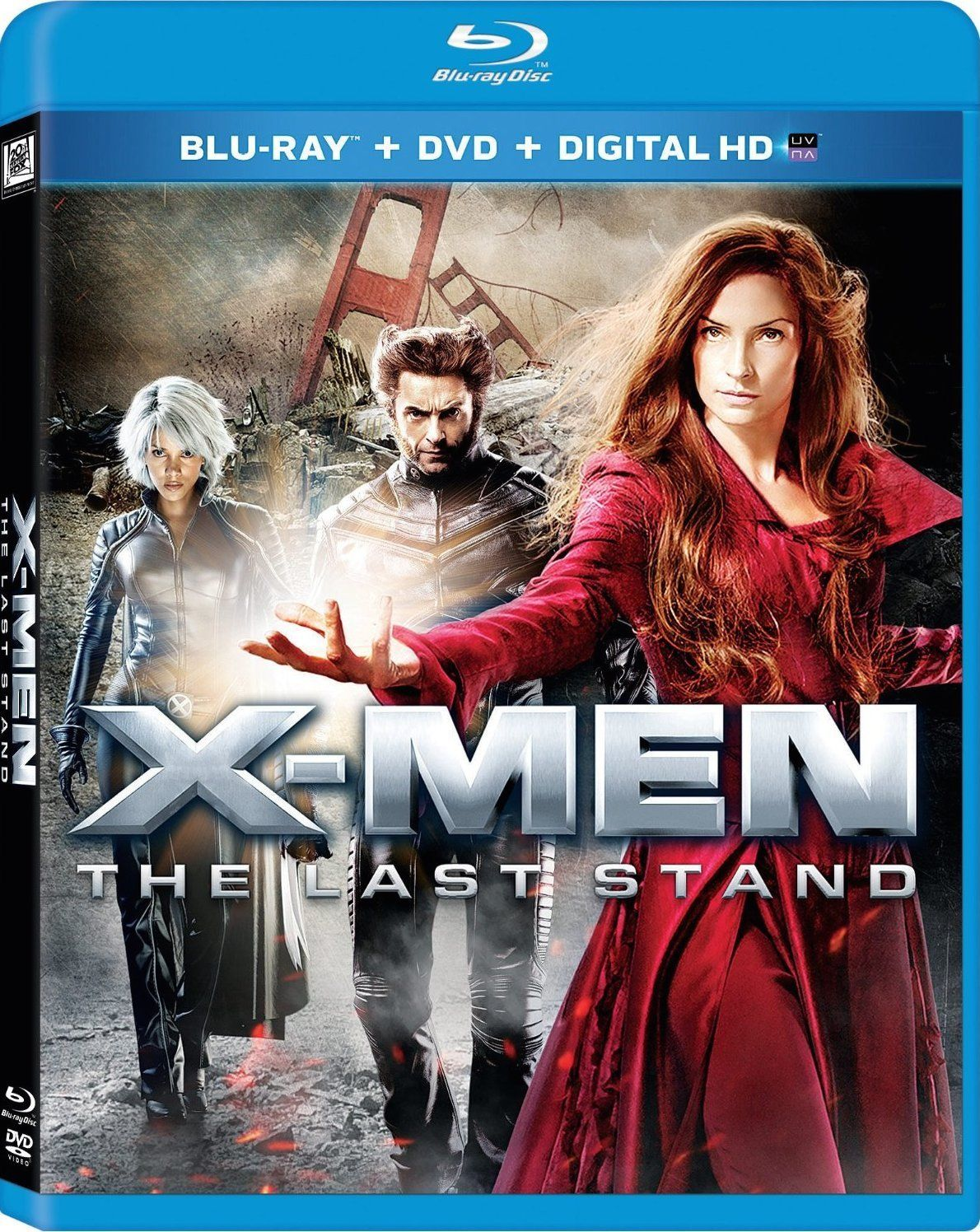 X Men The Last Stand Blu Ray Last Stand X Men Hd Movies