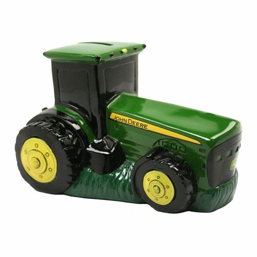 John Deere Kitchen Ideas: John Deere Tractor Piggy Bank