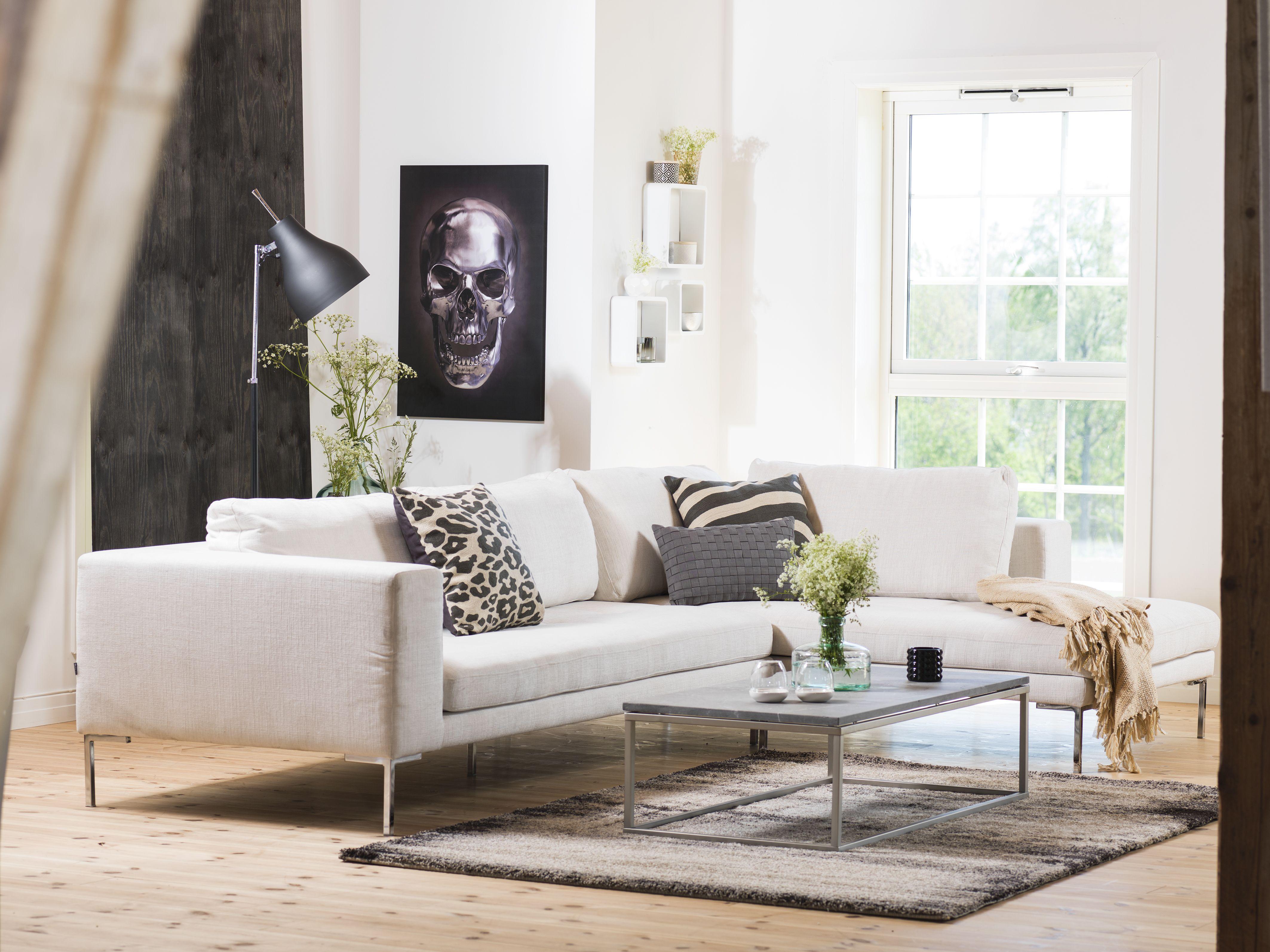 Mattias sofa fra Skeidar LOOKBOOK STUE Pinterest