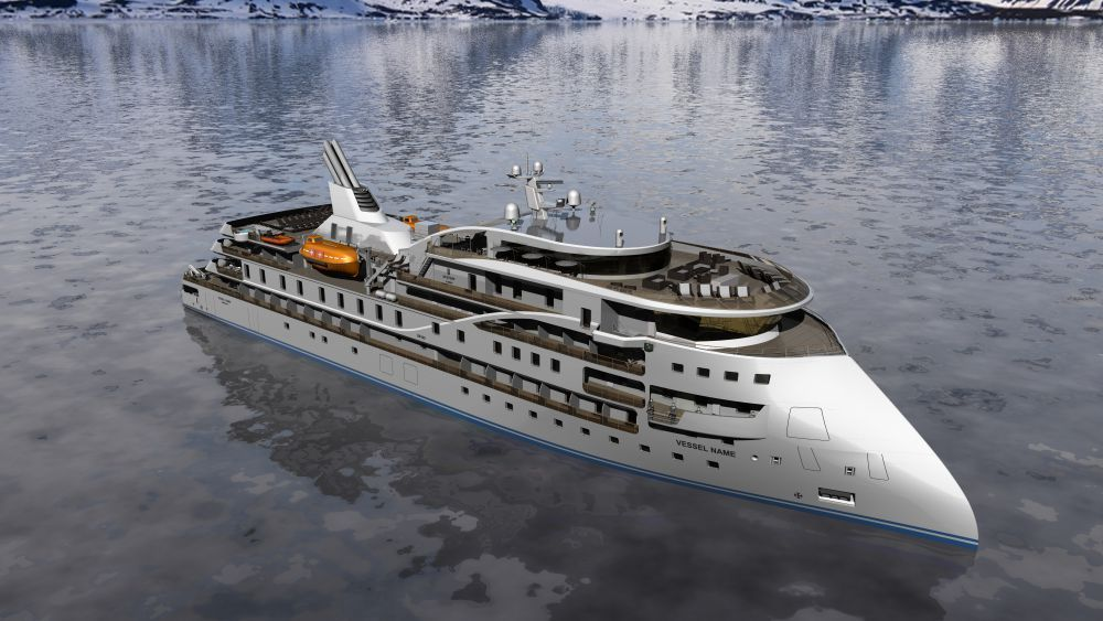 Sunstone Ships an expedition cruise ship owner based in Miami has signed an ag