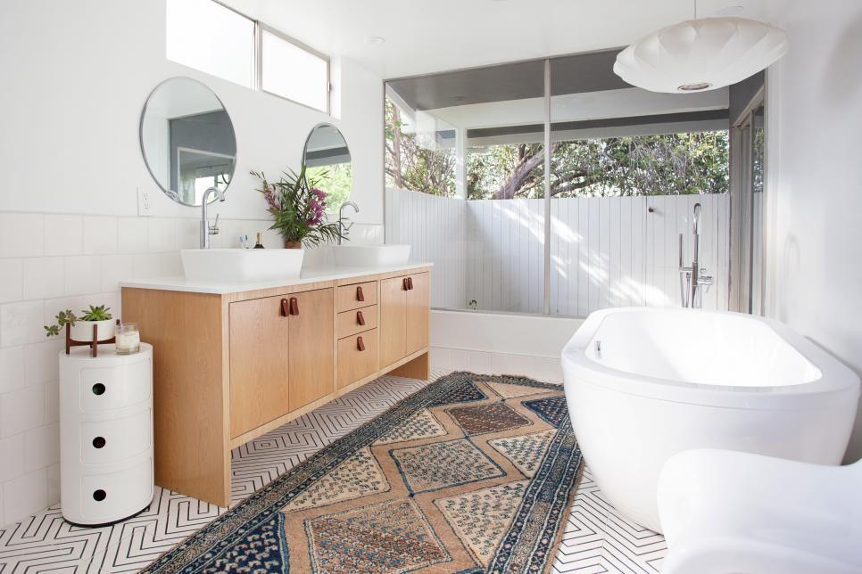 60+ Dream-Worthy Bathrooms | Bathroom | Vintage bathroom ... on retro bathrooms, pinterest bathrooms, 40 s style bathrooms, country bathrooms, modern white bathrooms, 1960s bathrooms, gray and white bathrooms, early 20th century bathrooms, gray marble bathrooms, rustic bathrooms, hgtv bathroom makeover ideas, bathroom makeovers for small bathrooms,
