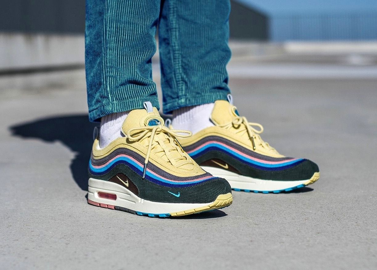 97/1 air max sean wotherspoon