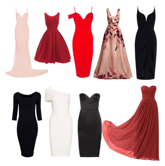 """Masha's dresses"" by ma-ri-i on Polyvore featuring мода, Michelle Mason, Remedios, Victoria Beckham, Lela Rose, Zimmermann и STELLA McCARTNEY"