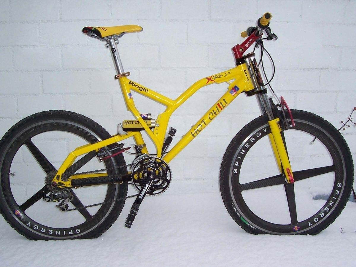 CANNONDALE SUPER V Mug Bike Ninja MTB RETRO CLASSICS
