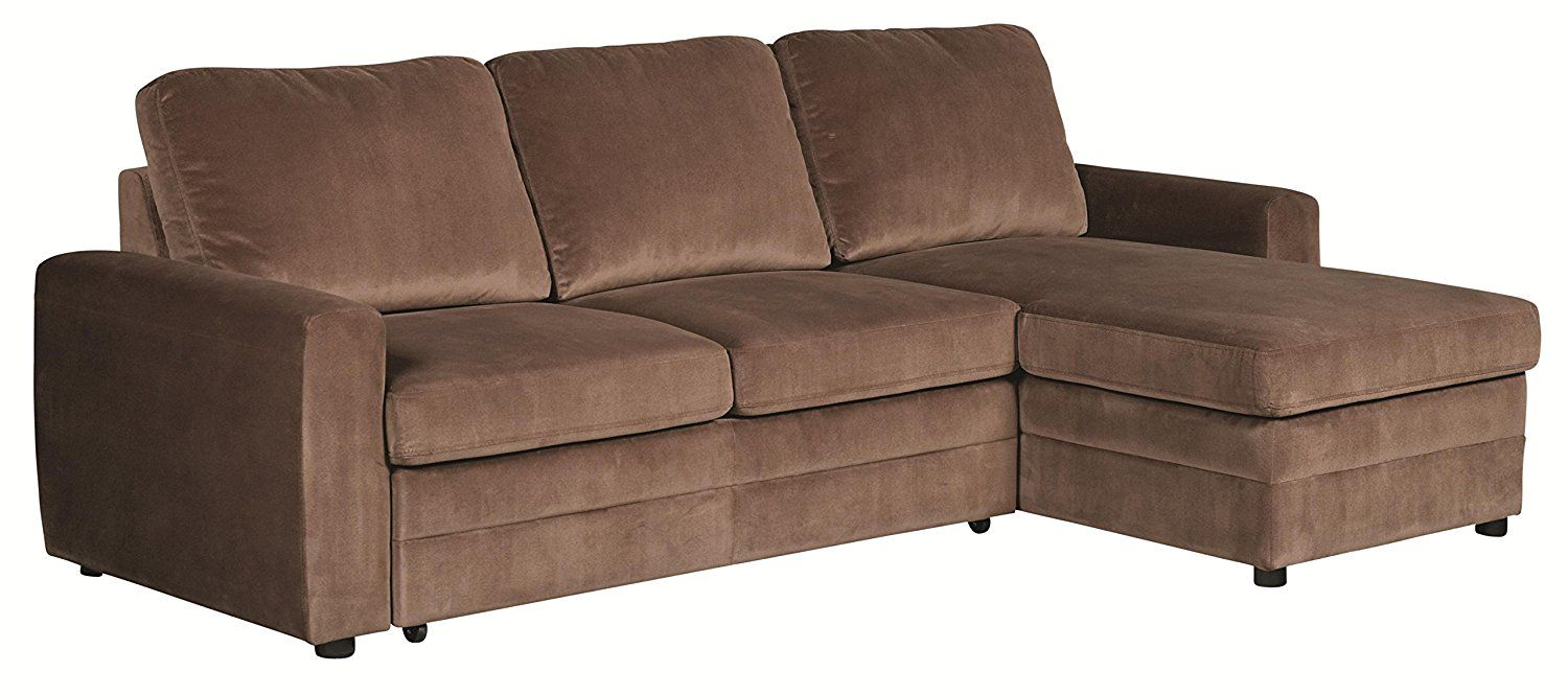 Best Amazon Com Sectional Sofa In Brown Home Kitchen 400 x 300