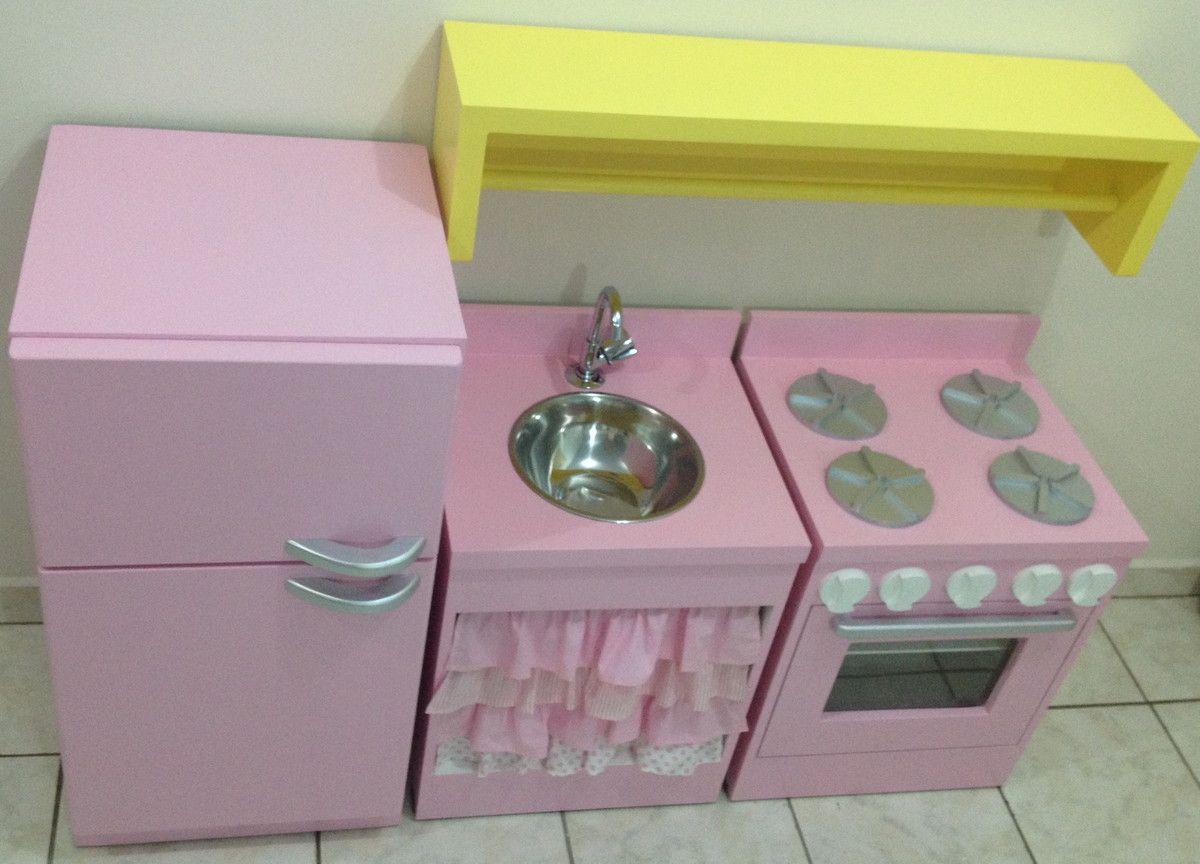 Cozinha Infantil Lyra G Cozinha Infantil Utens Lios De Cozinha  ~ Mercado Livre Cozinha Infantil