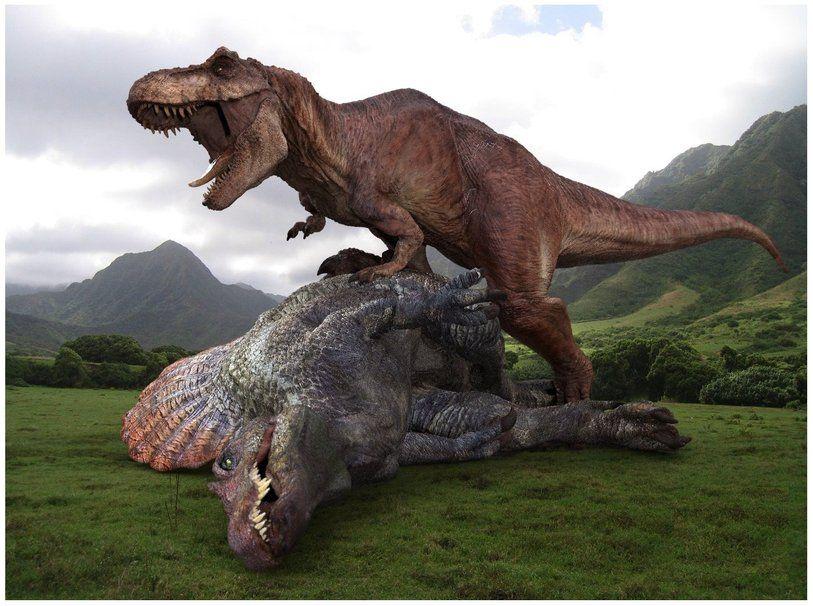 Image result for t rex vs spinosaurus