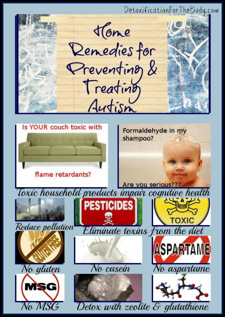 Do Alternative Treatments For Autism >> Natural Home Remedies For The Prevention Treatment Of Autism