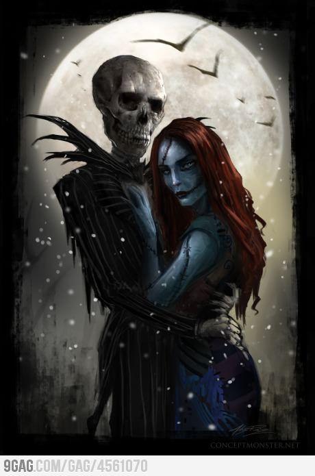 Just Jack Skellington & Sally