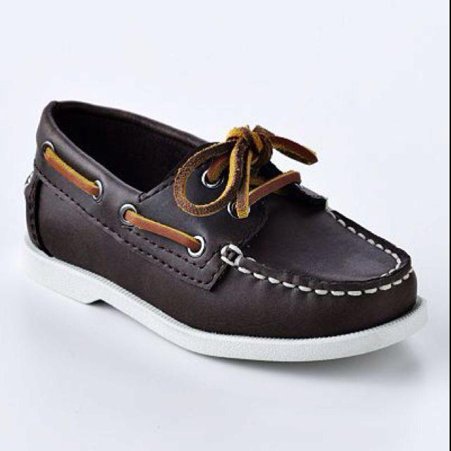 Ring bearer shoes