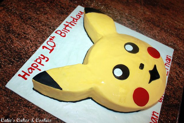 Best 25 Pikachu Cake Ideas On Pinterest Pokemon