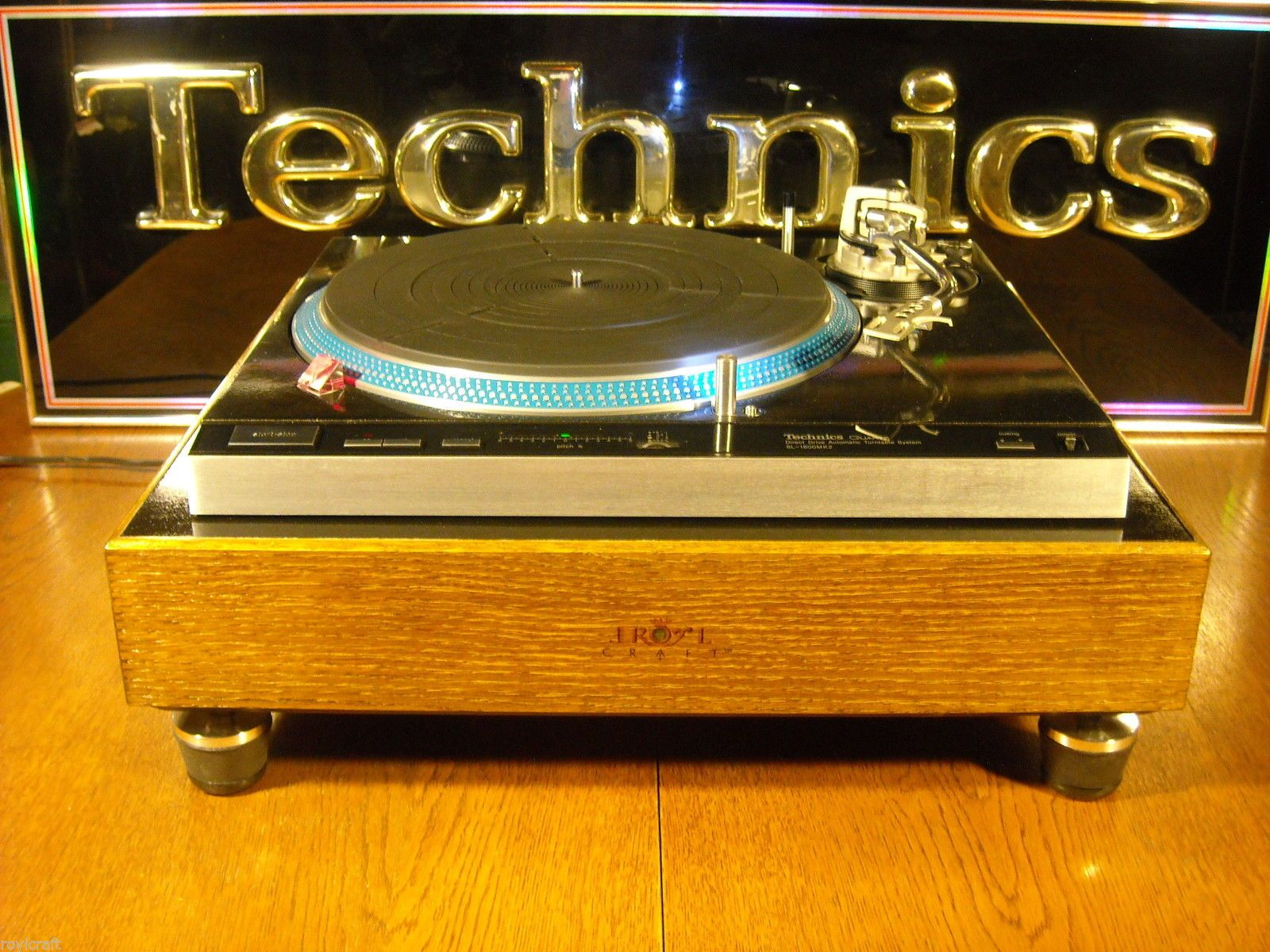 Roylcraft Made To Order Only Service 4 Technics Sl 1600mk2 1700mk2 Tda2050 Amplifier 32w Hifi Circuit Schematic Electronics Explore And More