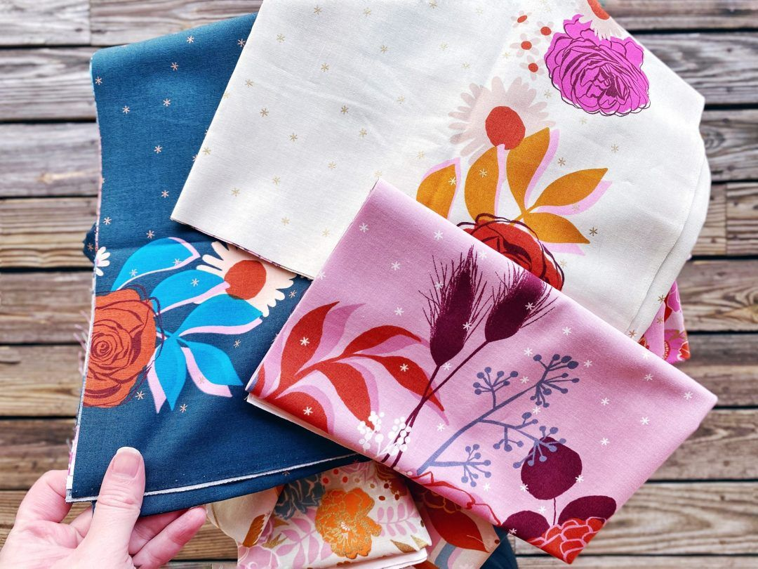 Rise by Melody Miller - Monday is All About Fabric