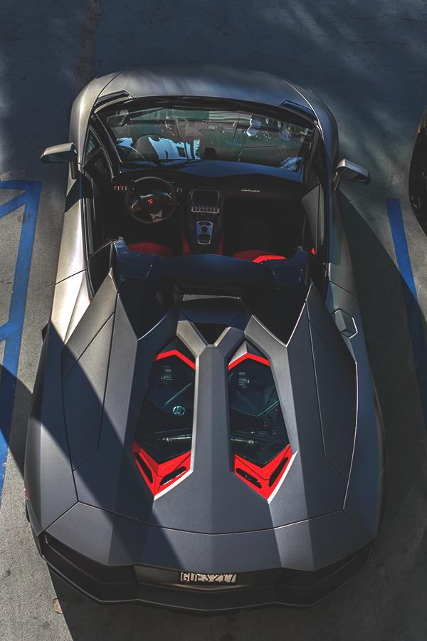 Lamborghini Aventador J Interior Sports Car Interiors