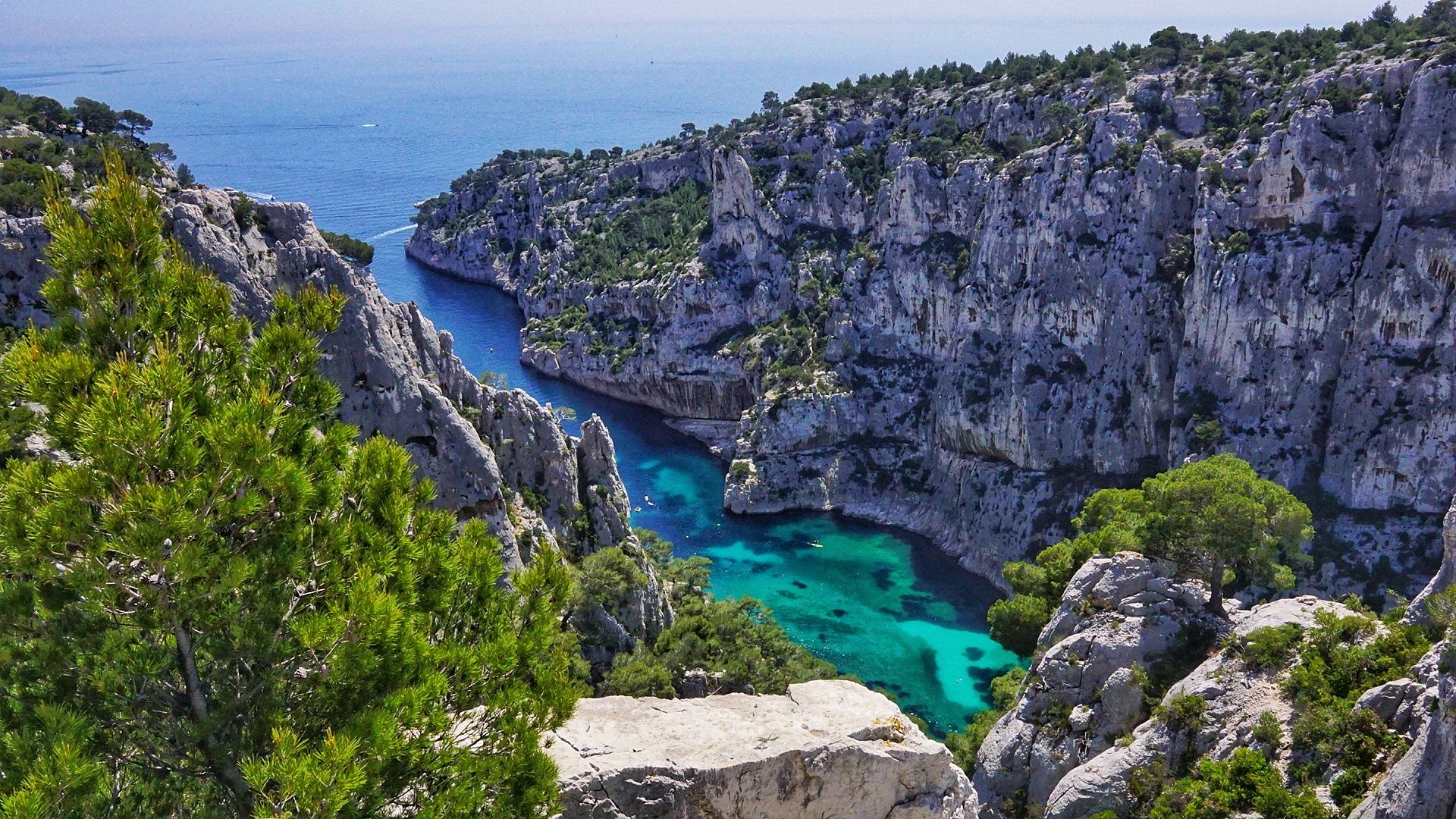 Best Beaches Of Calanques National Park In Provence National