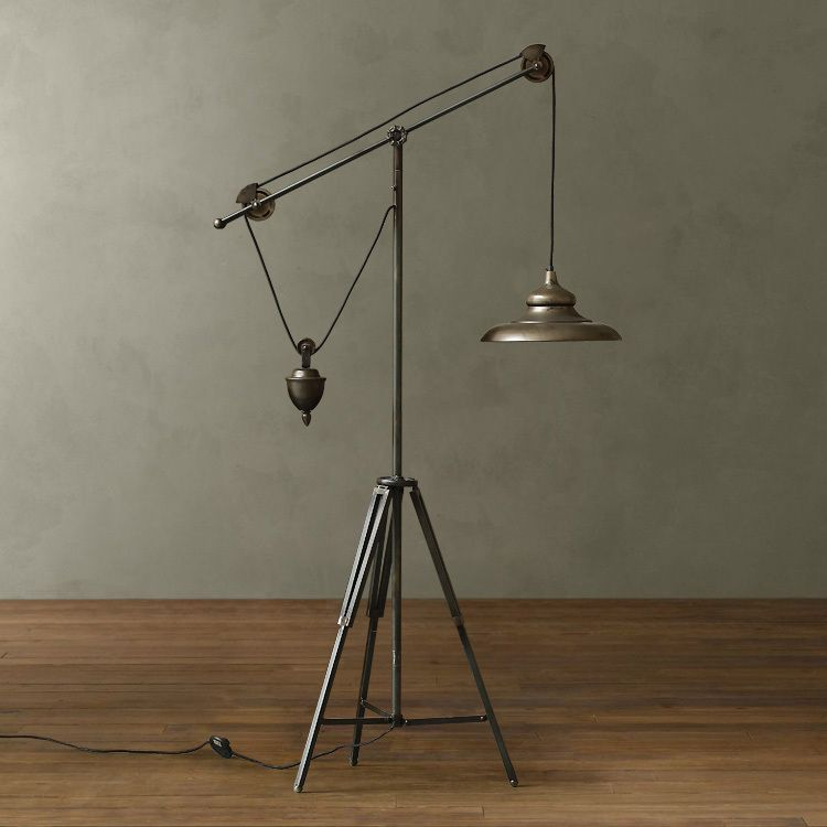 Modern Industrial Floor Lamps