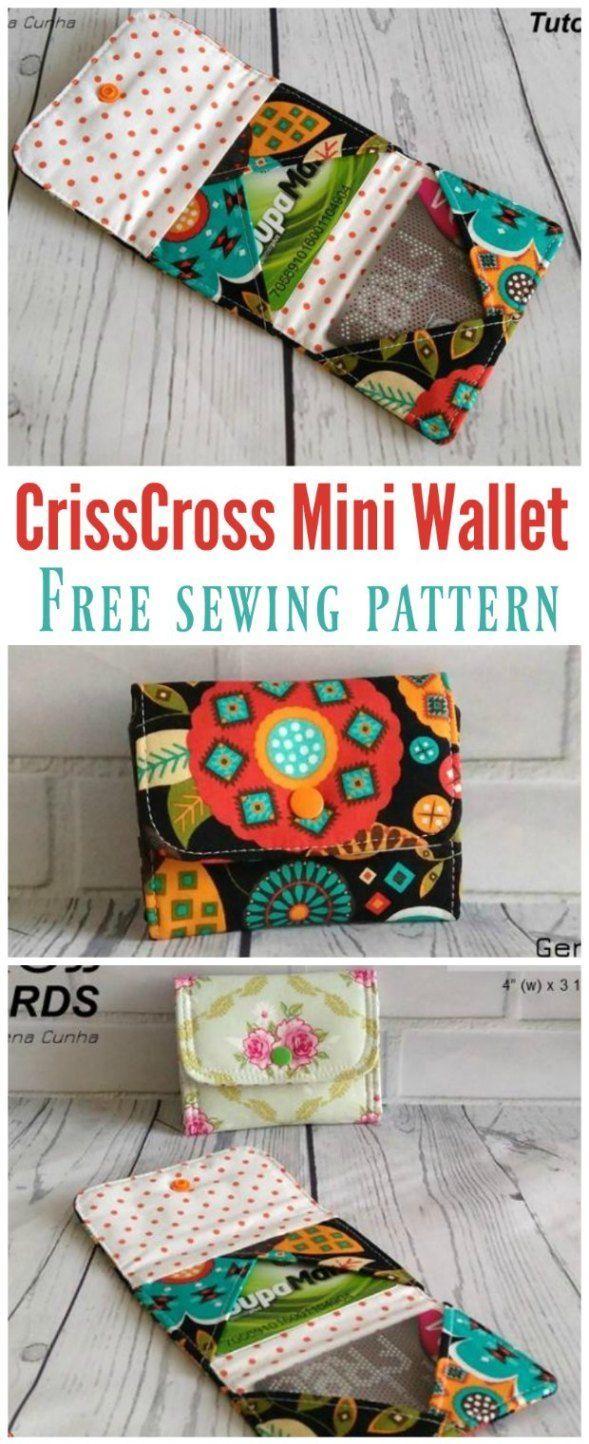 Crisscross cards mini wallet pattern free sewing patterns crisscross cards mini wallet pattern free jeuxipadfo Gallery
