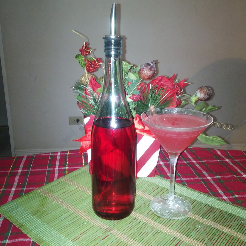 Bajan Sorrel Christini Alcoholic Drinks Alcohol Rose Wine