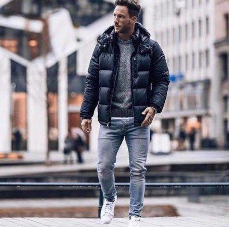 43 tolle Winter Outfit Ideen für Männer | Lässige herrenmode