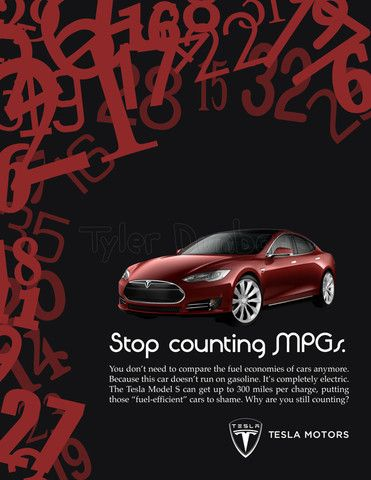 What If Tesla Started Advertising Aftermarket Accessories For