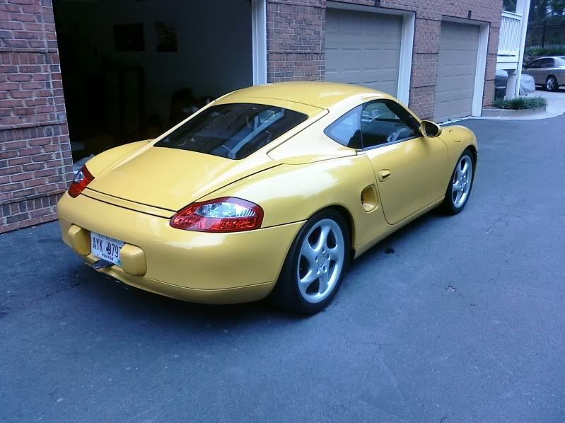 PORSCHE 986 BOXSTER with the ZEINTOP HARDTOP (Z,Top). The