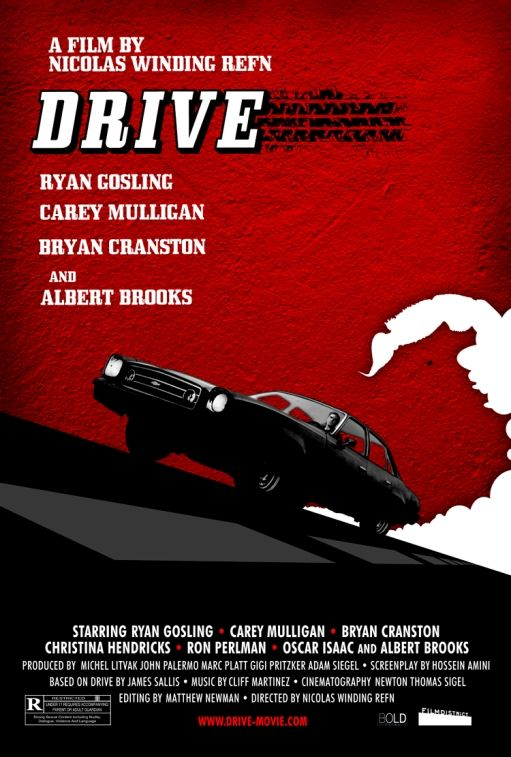"""Drive"" Fan Art   Planet MamüVies - Movie News, Reviews & Etc"
