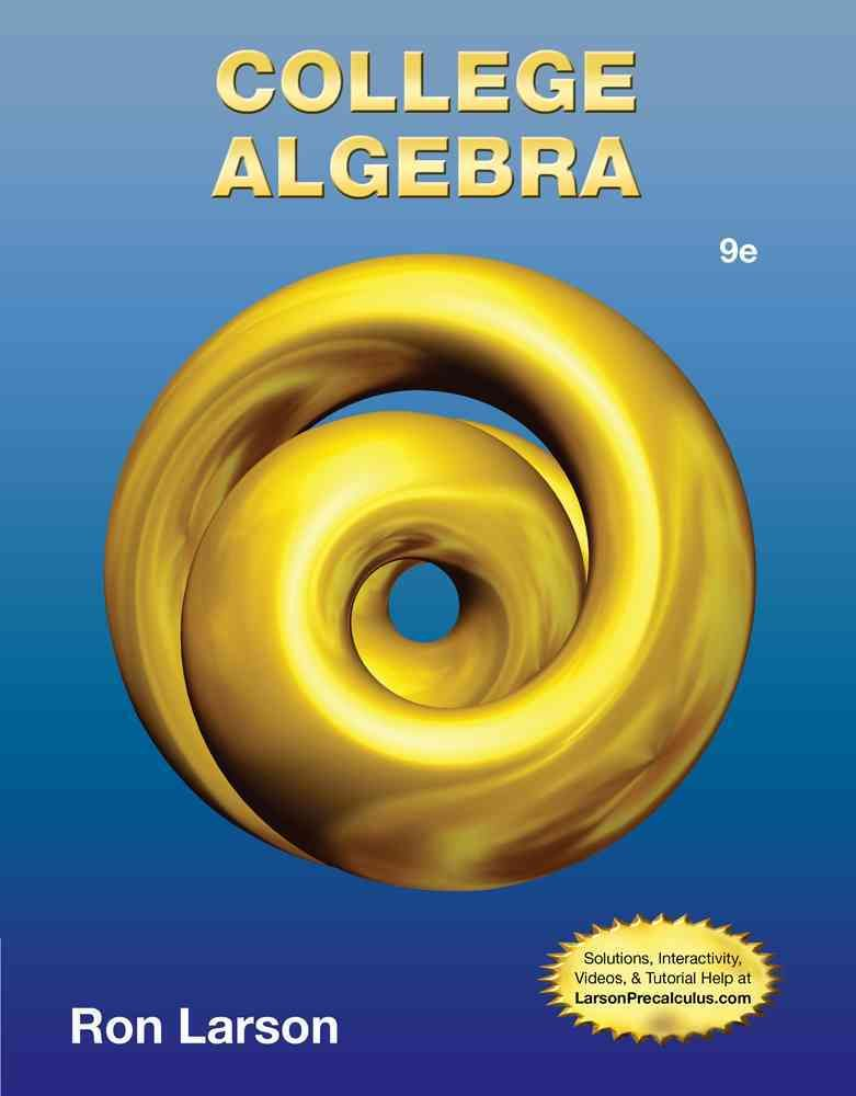 College Alge | Products | Pinterest | Online book store and ...