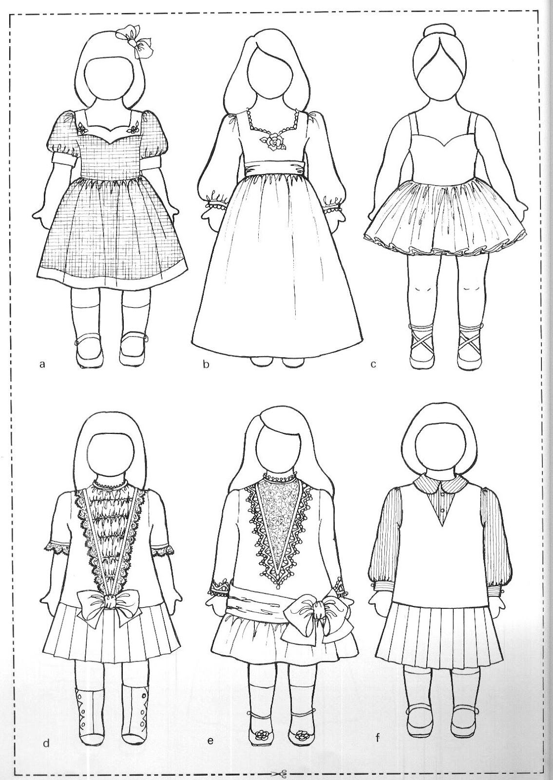 Little Known Ways to Make Doll Clothes Yourselves   Schuhe häkeln ...