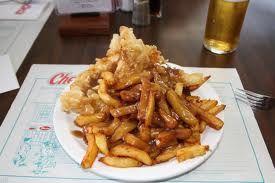 Yummy Treat From Saint Johns New Foundland French Fries