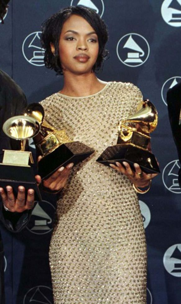 Lauryn Hill A vision of sophistication, class ,and black woman empowerment.