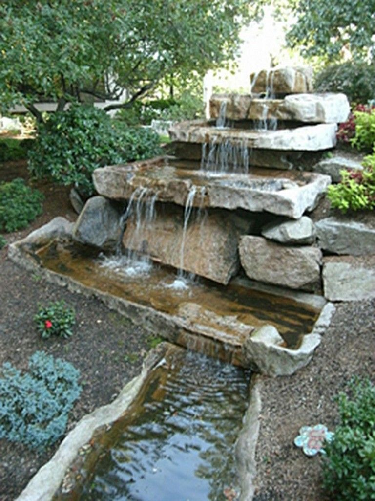 35 Amazing How To Make Waterfall For