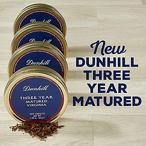Dunhill - All Blends - TobaccoReviews
