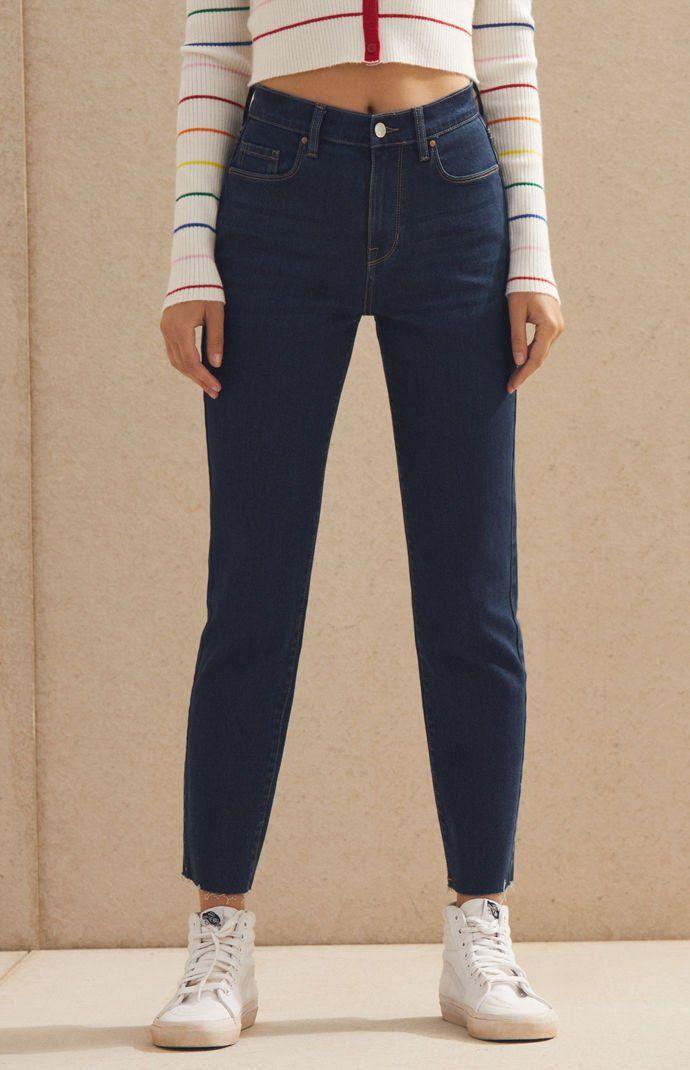 PacSun Womens Krista Wash Vintage Icon Mom Jeans Medium