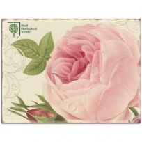 Rose Royal Horticultural Society Garden Sign