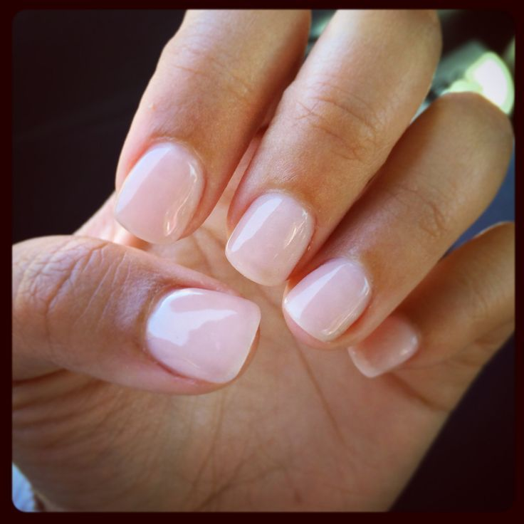 Image Result For Opi No Chip French Manicure On Acrylic