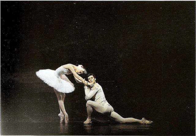 Roberto Bolle & Svetlana Zakharova the power couple