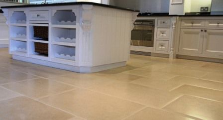 Know Your Stone Floor  The Calcareous Stones Consist Primarily Of Interesting Stone Floor Kitchen Decorating Design