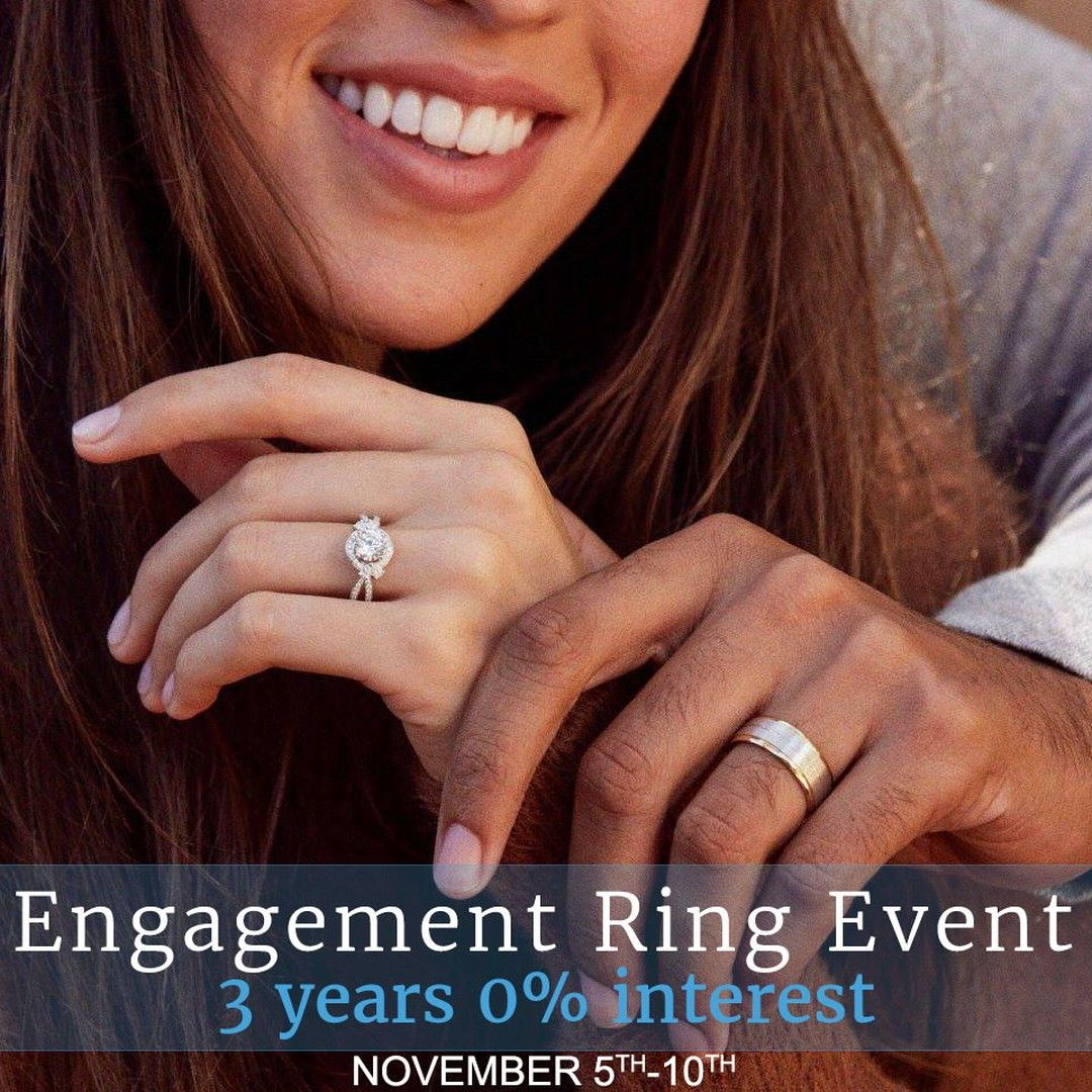 Arthursjewelers Posted To Instagram You Are Invited To Arthur S Engagement Ring And Diamond Event 3 Years Inter Engagement Rings Engagement Arthurs Jewelers