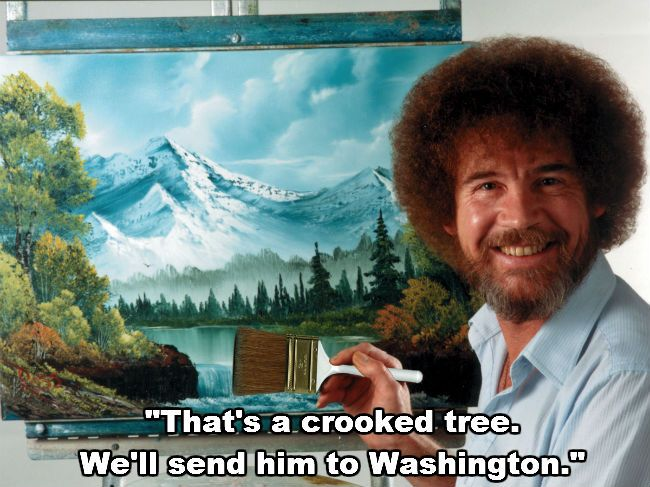 20 Bob Ross Quotes That Perfectly Sum Up Life Imglulz Funny