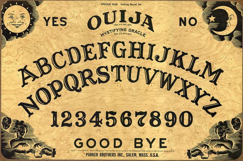 How The Ouija Board Got Its Name Ouija Fondo De Pantalla Halloween Simbolos Illuminati