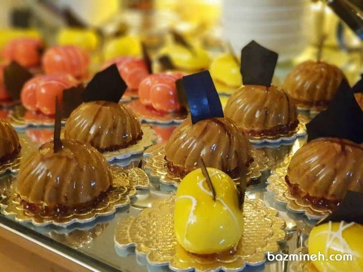 Bazmineh Com Desserts Food Mini Cupcakes
