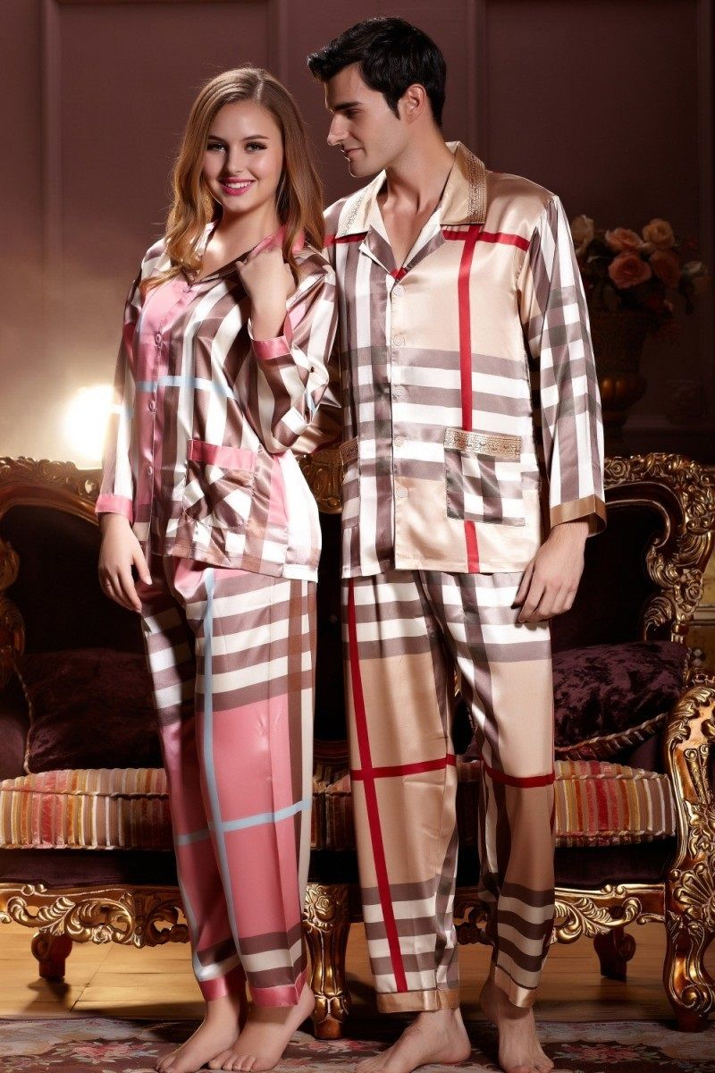 30dc1ee2db Silk Pajamas Sets from Yoyoon.com great gift for sweetie ...