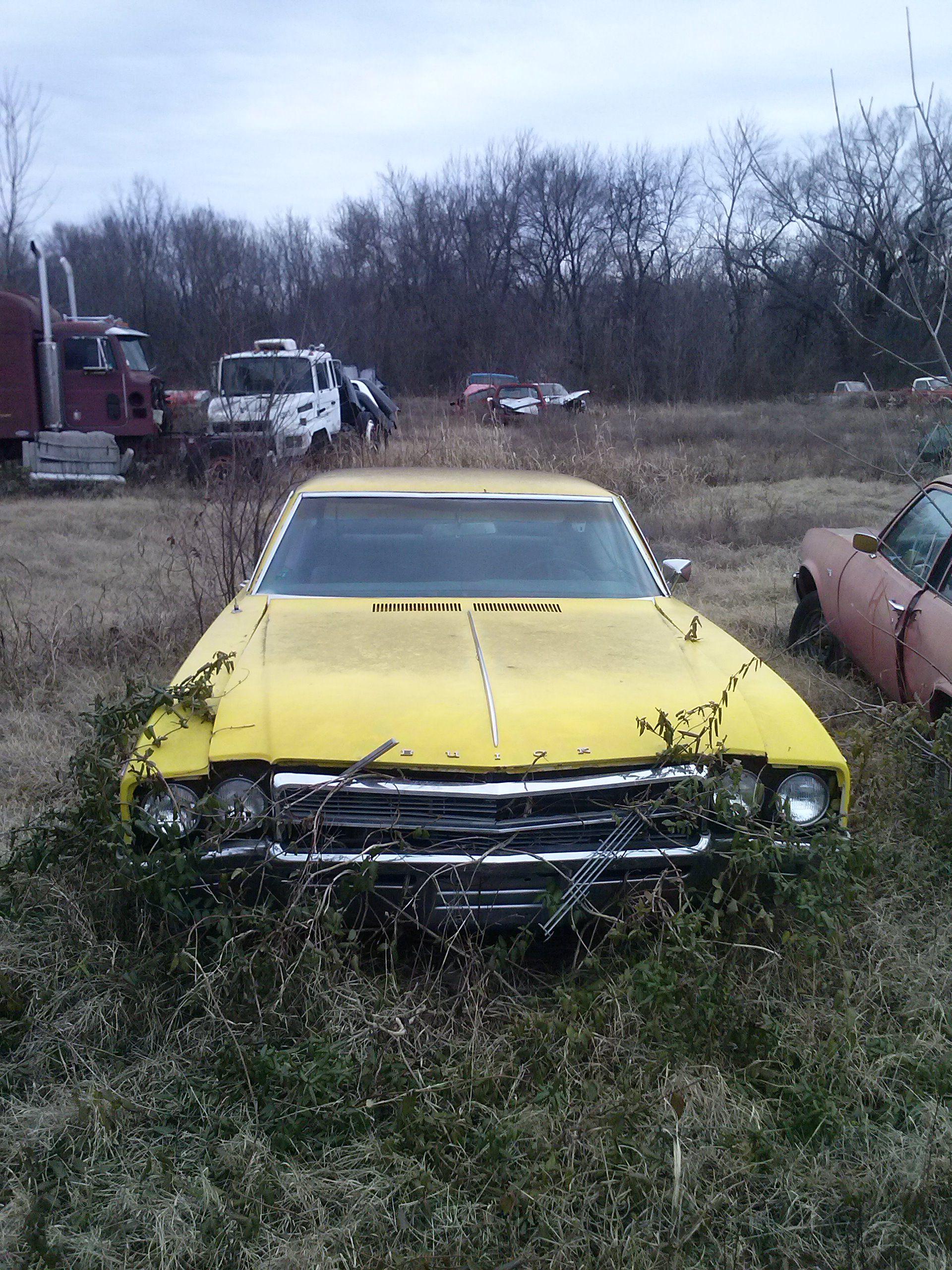 A Buick Skylark Located in Van Buren Arkansas This one could
