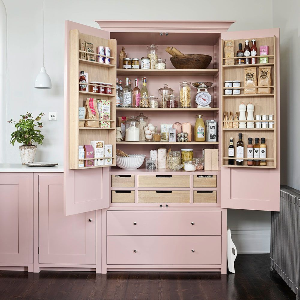 Best larder cupboards – top freestanding pantry storage for the ultimate in kitchen organization