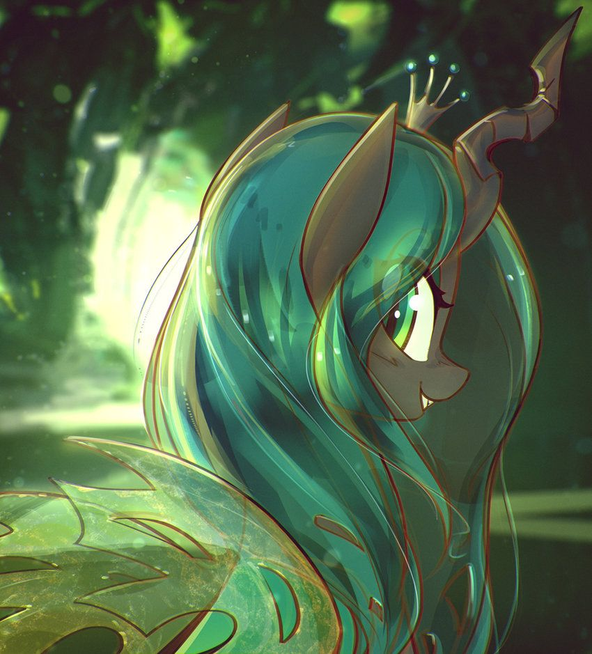 Chrysalis By Mirroredsea Deviantart Com On Deviantart Mlp Fan Art Mlp My Little Pony My Little Pony Cartoon