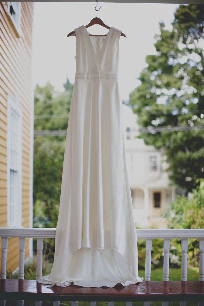 Lovely, clean-lined dress